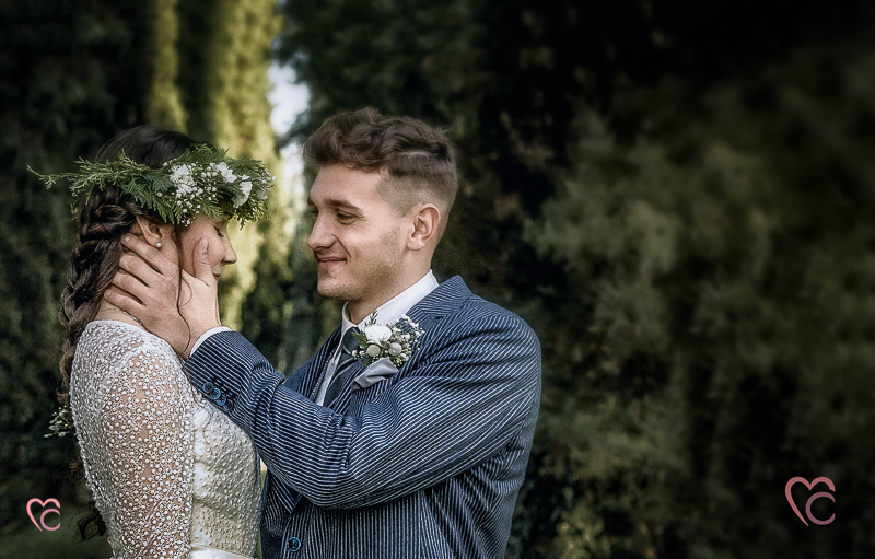 Winter elopement in Piemonte,Italia