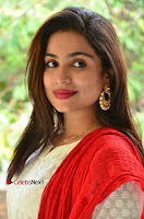 Telugu Actress Vrushali Stills in Salwar Kameez at Neelimalai Movie Pressmeet .COM 0074.JPG