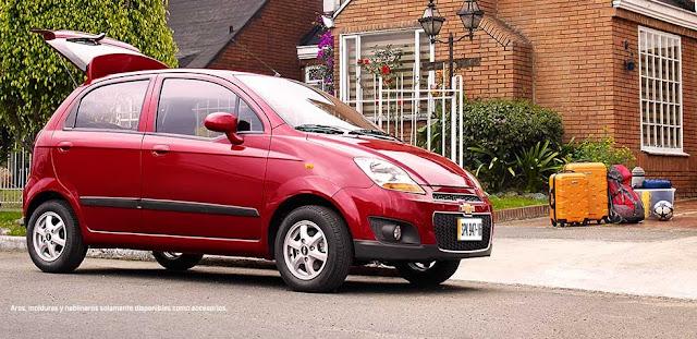 Costo Valor Chevrolet Spark Life en Ecuador