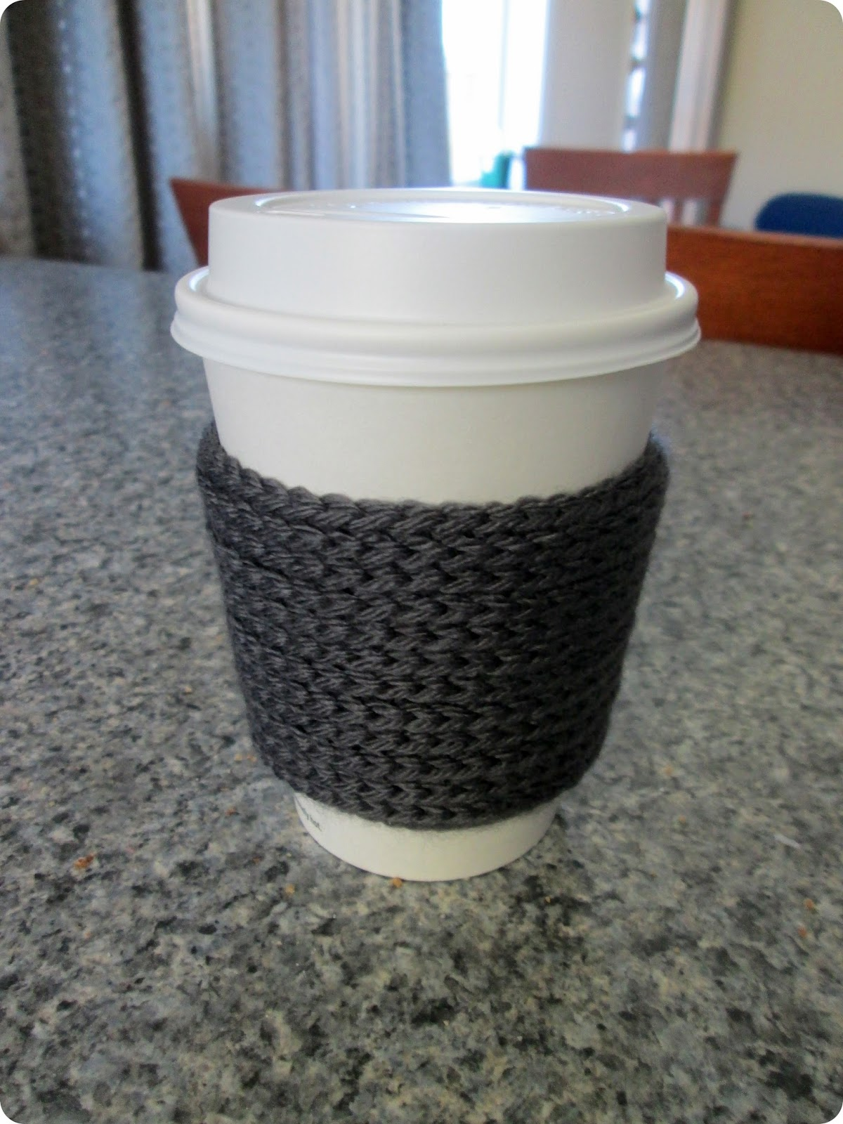 Stitch By Fay Crochet Coffee Cup Sleeve