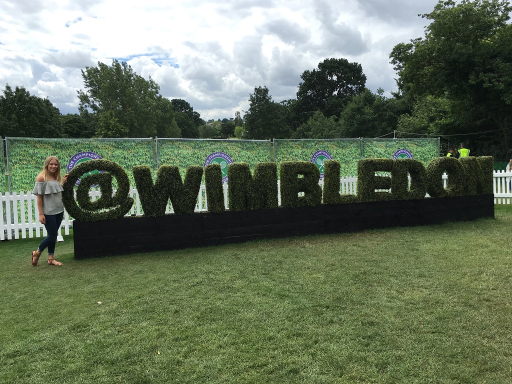 Wimbledon Middle Sunday: Photo Diary