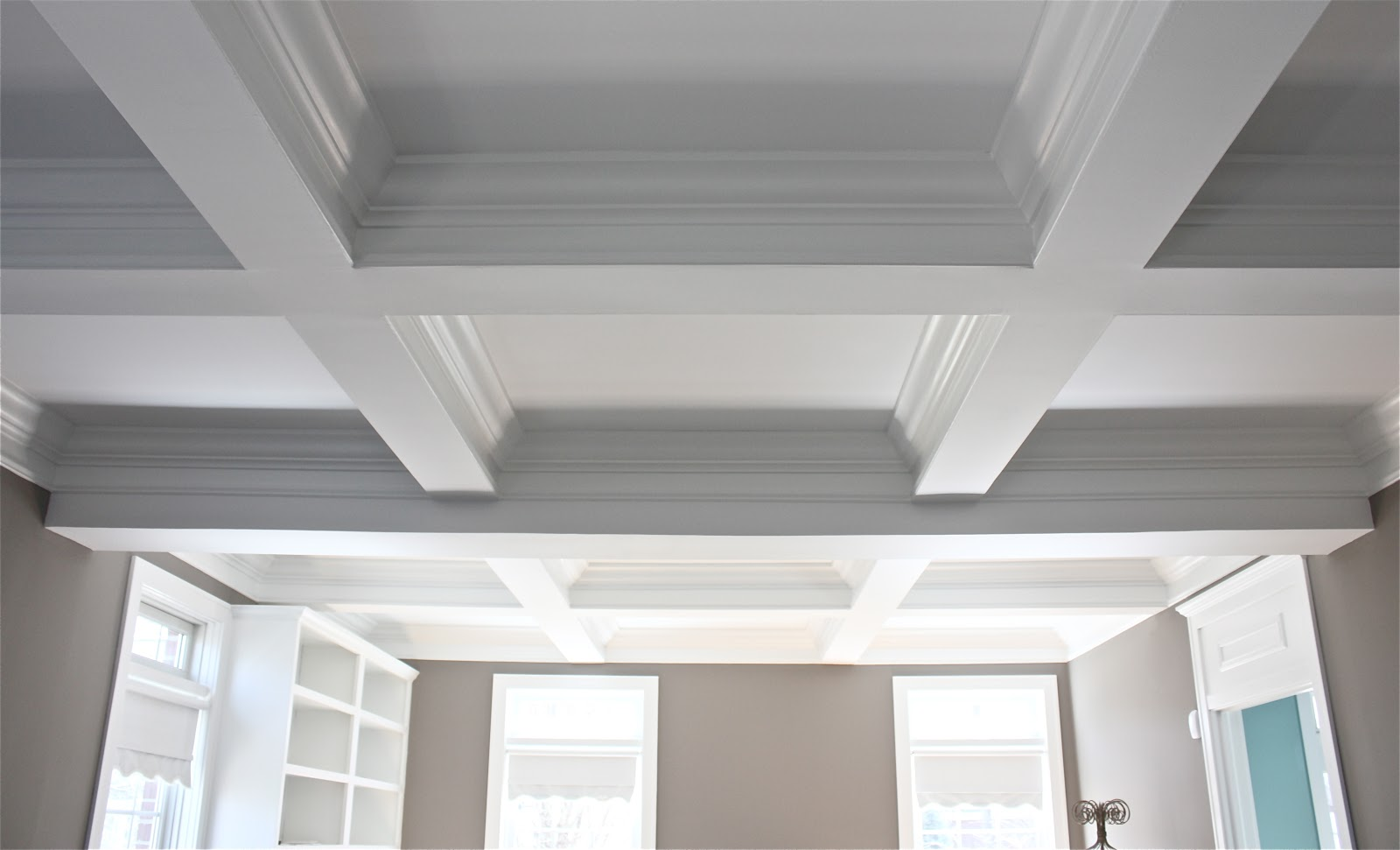 Coffered Ceiling Designs. Simple Coffered Ceiling Pictures