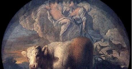 Io Greek Mythology Eydt