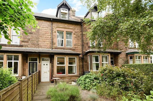 Harrogate Property News - 4 bed terraced house for sale Eastville Terrace, Harrogate HG1
