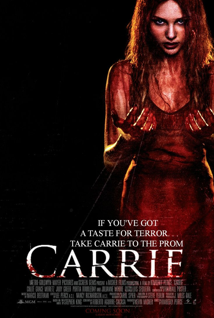 Carrie (2013) Dual Audio Hindi 330MB BluRay 480p ESubs Free Download