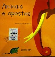Resultado de imagem para livro animais e opostos