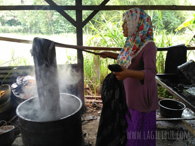 Kampung Batik Giriloyo Bantul DIY