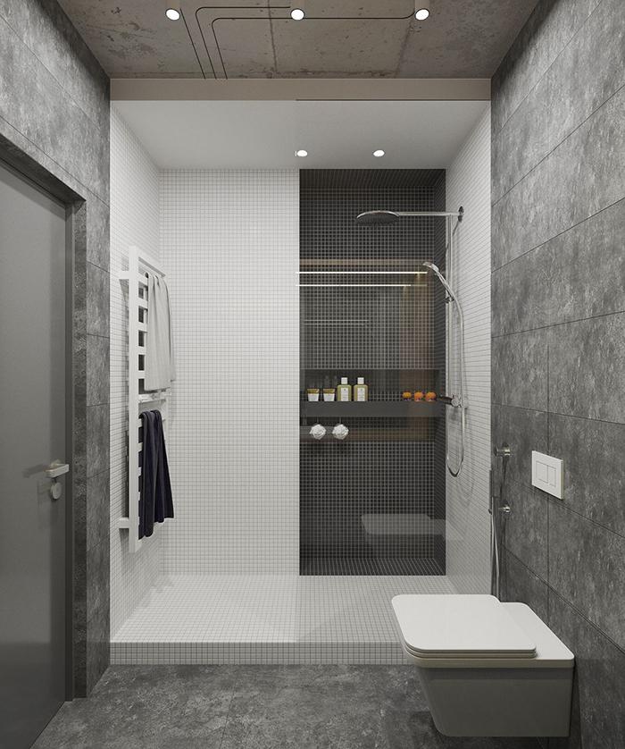 Thiết kế nội thất căn hộ chung cư nhỏ 42m2- 8