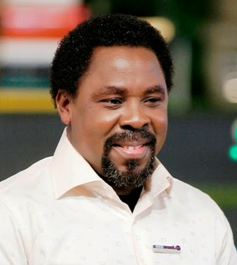 LASGIDI LIFE: TB JOSHUA VIEWS ON GAY MARRIAGE
