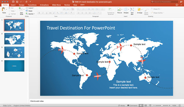 make outstanding presentations using powerpoint templates from