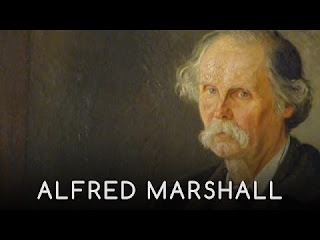 ALFRED MARSHALL- definition of economics