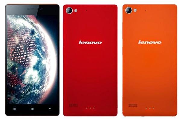 Spesifikasi Lengkap Lenovo Vibe X2