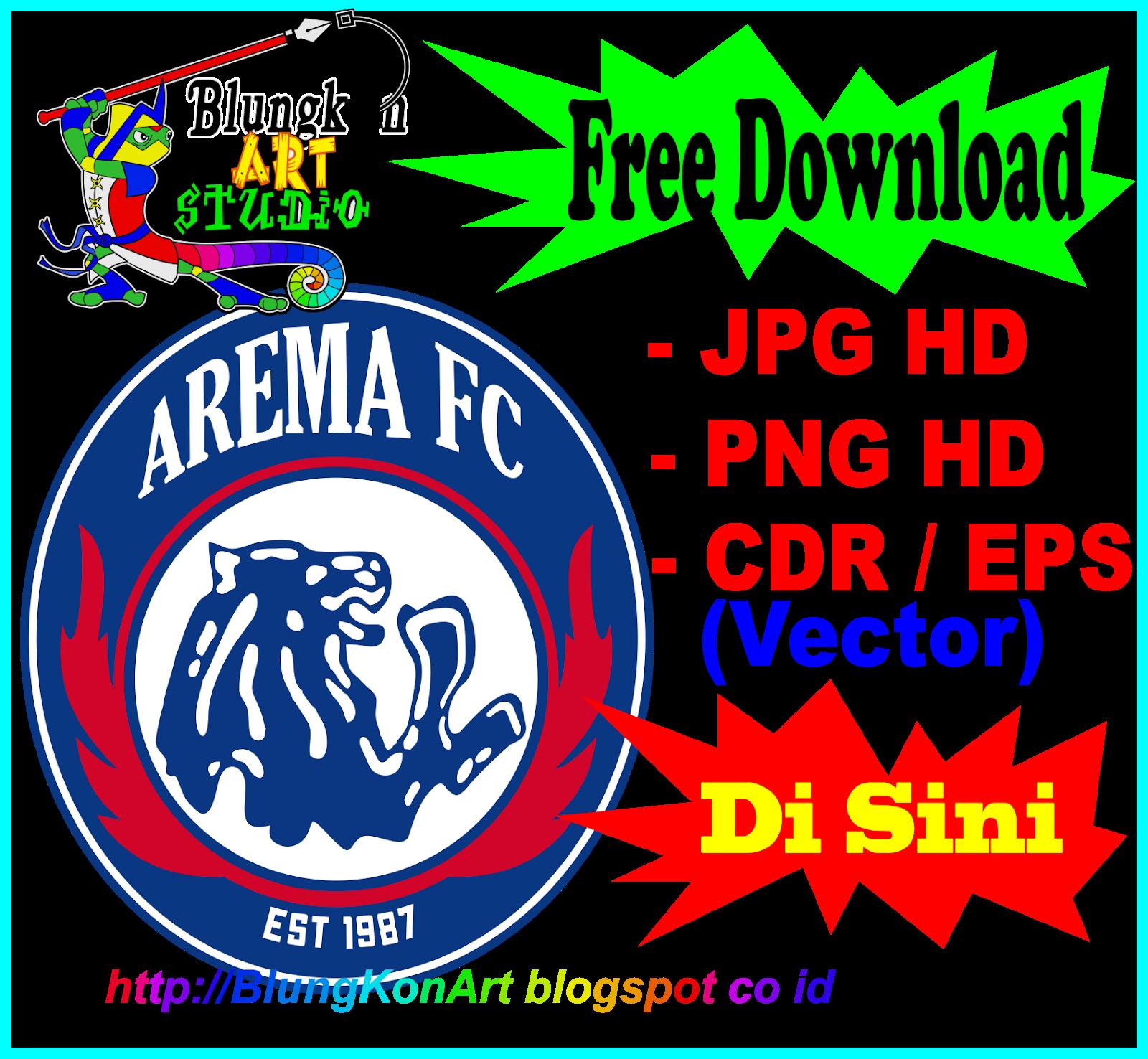 Logo Arema Fc Vector Coreldraw Cdr Eps Jpg Png Transparan Hd