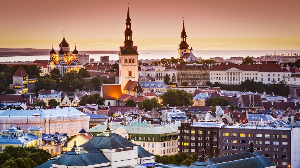 Places to visit in Tallin Old Town