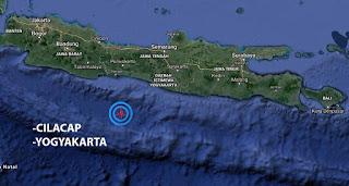 Gempa Jogja Yogyakarta