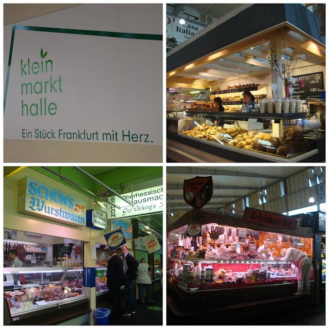 Kleinmarkhalle Frankfurt