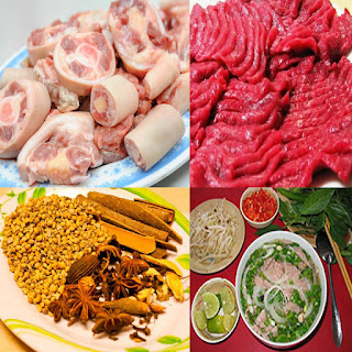Cách nấu phở bò hà nội bằng nồi nấu phở