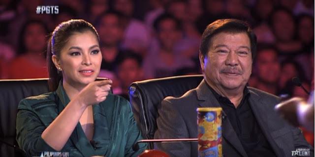 Manghang-Mangha Si Angel Locsin Nang Mapanood Ang Magic Trick Na Ito!