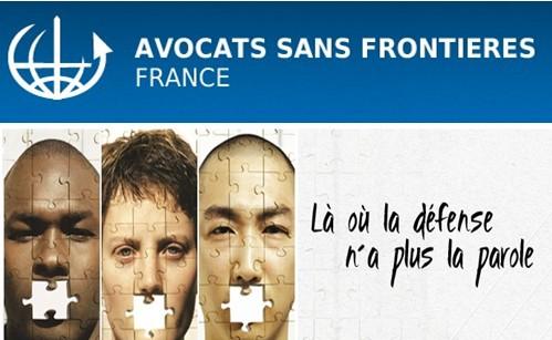 Avocats Sans Frontieres France Recruitment Portal