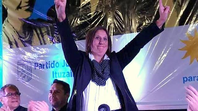 Asoma una mujer para disputar la intendencia en Ituzaingó