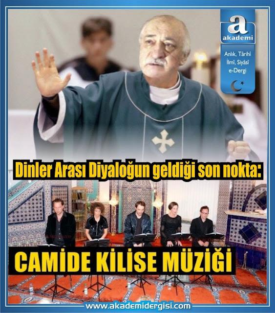 Dinler arası diyalogda gelinen son nokta: Camide kilise müziği ve tiyatro