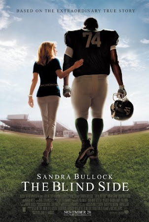 Poster Of Hollywood Film Watch Online The Blind Side 2009 Full Movie Download Free Watch Online 300MB