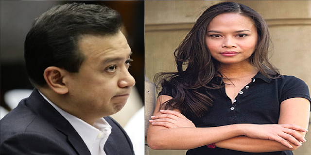 Sass Sasot on Trillanes: Why the change of mind about Marcos burial?