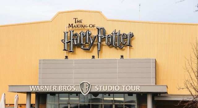 The Making Of Harry Potter Warner Bros Studio Tour