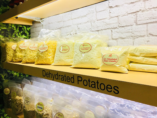 U.S. Dehydrated Potatoes