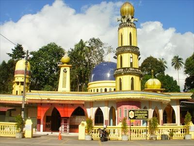 Masjid Mukim Pasir Gendal, Tanah Merah