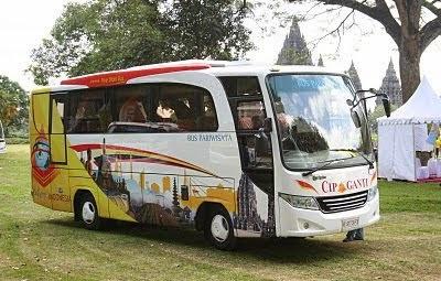 Medium Bus isi 30