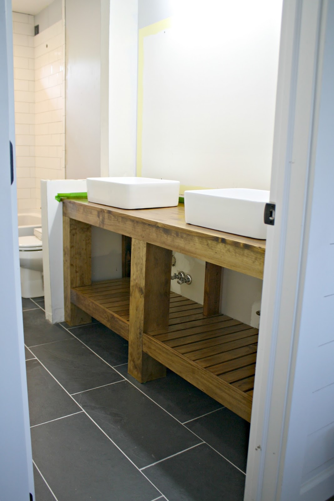 The new bathroom: resources and project links from Thrifty ...