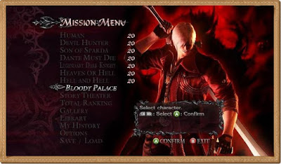 Devil May Cry 4 PC Games