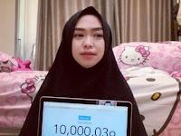 Susul Atta Halilintar, Ria Ricis Rayakan 10 Juta Subscribers di YouTube, akan Ajak Penggemar Umrah