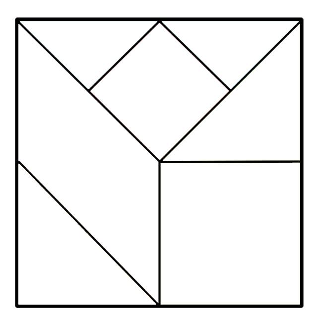 Conhecido ESPAÇO EDUCAR: Tipos de Tangram: Quais os tipos de Tangram  LZ14