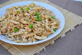 como preparar arroz frito con pollo