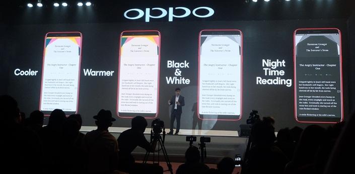 spesifikasi OPPO F5 terbaru