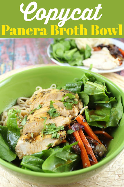 copycat panera broth bowl recipe