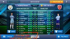 Pro Evolution Soccer Apk Mod1