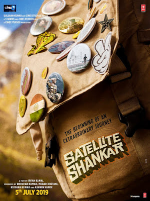 Satellite Shankar, Satellite Shankar First Look, Satellite Shankar Poster