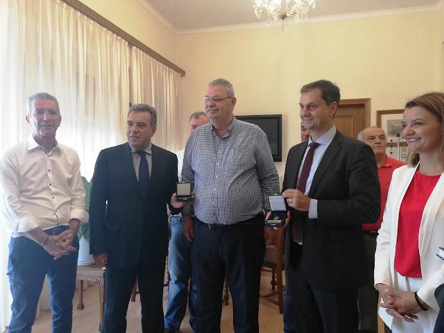 Γιάννενα: Σύσκεψη για την τουριστική ανάπτυξη Ηπείρου πραγματοποιήθηκε σήμερα στην Περιφέρεια