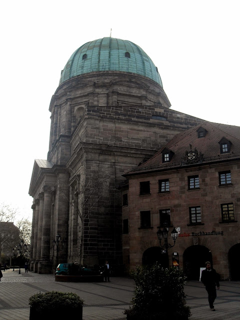 Iglesia Santa Isabel de Núremberg