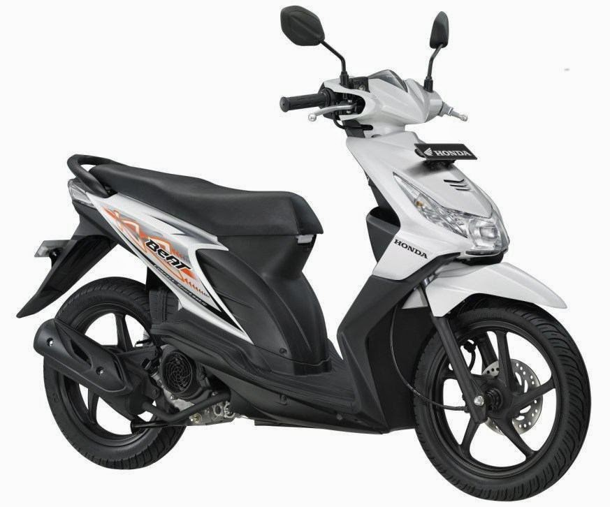 Harga Honda Beat Injeksi Fi Terbaru 2014