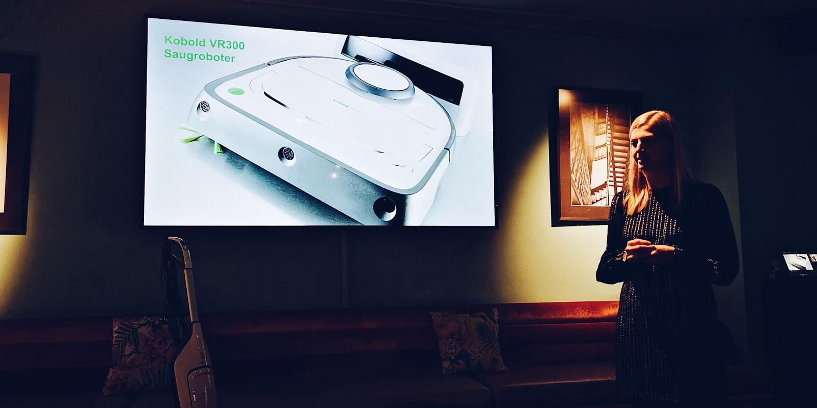 Der Vorwerk VR300 Saugroboter | Kobold reloaded. Der VR ist jetzt noch smarter