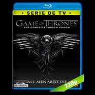 Juego de tronos Temporada 4 Completa BRRip 720p Audio Dual Latino-Ingles