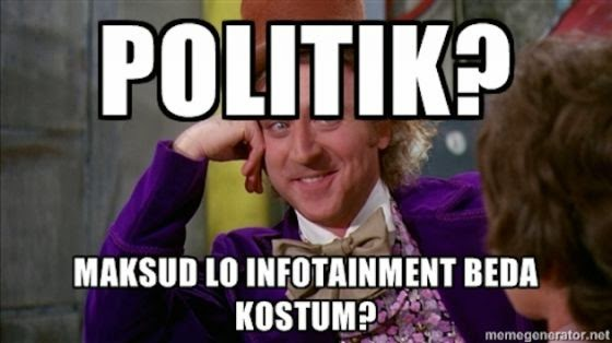 apatis pada politik