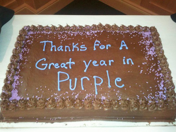 50 Hilarious Photos Of People Who Took Instructions Too Literally - You Had One Job, Baker