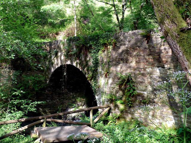 Puente de La Escandera - Taramundi