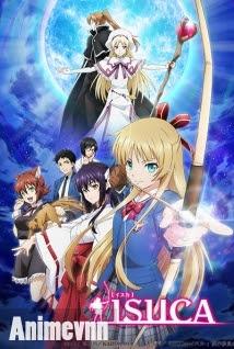 Isuca - Anime Isuca 2015 Poster