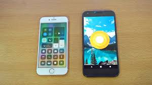 Perbandingan iOS 11 vs Android 8.0 Oreo
